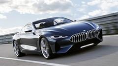 BMW Série 8 : lancement en 2018 et un cabriolet pour 2019