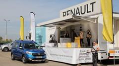 Salon automobile de Lyon : les autos à l'essai