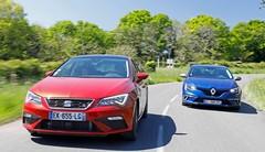 Comparatif de compactes diesel dynamiques : Seat Leon FR Vs Renault Mégane GT