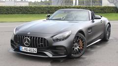 Essai Mercedes-AMG GT C Roadster : bombardier peu furtif