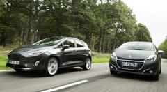 Essai : La Ford Fiesta défie la Peugeot 208