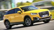 Essai Audi Q2 1.0 TFSI S tronic : Bien suffisant