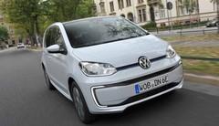 Essai Volkswagen e-Up : la plus branchée des citadines
