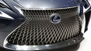 Lexus au salon de Tokyo 2017 : un concept-car surprise attendu