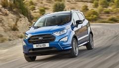 Ford EcoSport restylé : prix à partir de 18 900 €