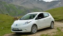 Partir en vacances en Nissan Leaf