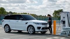 Range Rover Sport : un vrai 4x4 hybride rechargeable