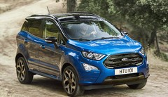 Ford Ecosport Facelift : À partir de 18 900 euros
