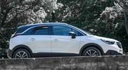 Essai Opel Crossland X 1.2 Ecotec 130