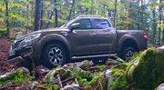 Essai pick-up Renault Alaskan 190 ch
