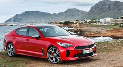 Essai Kia Stinger GT V6 : what did you expect ?