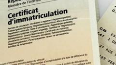 Une surtaxe à l'immatriculation au 1er janvier 2018 ?