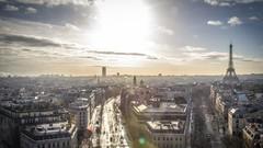 Ecologie : la fin des véhicules thermiques dans Paris est pour 2030