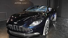Aston Martin DB11 Volante : le plus beau cabriolet du monde ?
