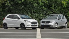 Essai Dacia Sandero et Ford Ka+ : qui est la reine du low-cost ?