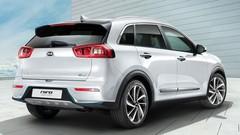 Kia Niro Phev Hybride Rechargeable (2018) : Une version hybride rechargeable à partir de 36 250 €