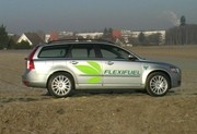 Vovlo V50 Flexifuel : écologie et performance