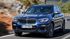Essai BMW X3 2018 : flexion expansion