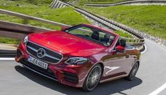 Essai Mercedes E 300 Cabriolet : Coup de chaud pour les cols blancs