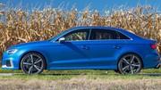 Essai Audi RS3 Berline 8V 2017