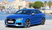 Essai Audi RS3 (2017) : espèce en voie de disparition