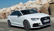 Essai Audi RS3 Berline (2017) : la catapulte RS3 en mode berline et 400 bourrins