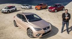 Essai : La nouvelle Seat Ibiza affronte ses rivales