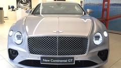 Tout savoir sur la Bentley Continental GT 2017