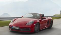 Porsche dévoile les 718 Cayman et Boxster GTS