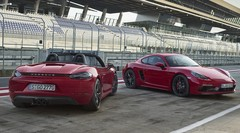 Porsche 718 Boxster et Cayman GTS : le flat-4 se muscle