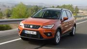 Essai Seat Arona : notre avis sur le nouveau SUV Seat