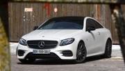 Essai Mercedes Classe E Coupé 220 d : Une vraie identité