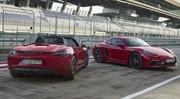 Nouvelles Porsche 718 Boxster et Cayman GTS (2017) : mieux qu'une 911 ?