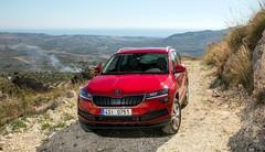 Essai Skoda Karoq TSI 150 : braquage à la tchèque !