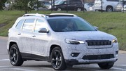 Le Jeep Cherokee restylé montre son visage assagi