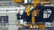 Lamborghini Urus : le « super SUV » déjà en cours de production