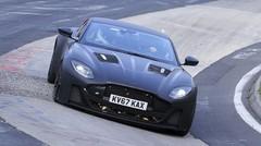 La future Aston Martin Vanquish passe à l'attaque