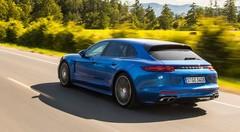 Essai Porsche Panamera Sport Turismo : Une cinq places sportive et électrifiée