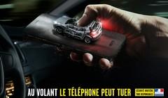 Sécurité Routière : une nouvelle campagne pour lutter contre le téléphone au volant
