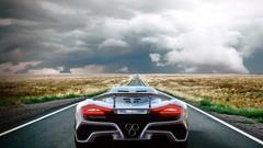 Hennessey Venom F5 : à l'approche des 500 km/h