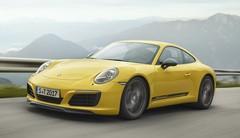 Porsche présente la 911 Carrera T : moins, c'est mieux