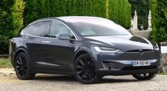 Essai Tesla Model X 100D, le concept-car roulant