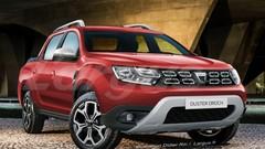 Dacia Duster Oroch : le nouveau Duster en version pick-up en Europe ?