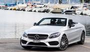 Essai Mercedes-AMG C43 Cabriolet