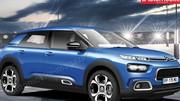 Retour dans le rang pour la Citroën C4 Cactus restylée