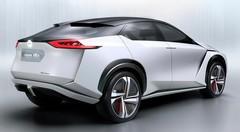 Nissan IMx Concept : un crossover entièrement électrique et autonome