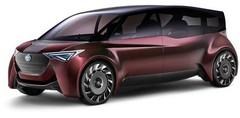 Toyota Fine-Comfort Ride : il creuse le sillon de l'hydrogène