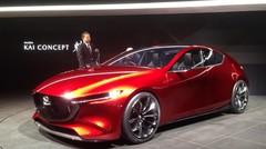 Mazda Kai : La future Mazda 3 en habits de lumière