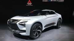Mitsubishi e-Evolution concept : le futur diamant