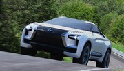 Mitsubishi e-Evolution : ceci n'est pas une Lancer